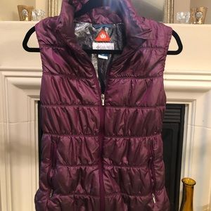 NWOT Columbia Omni-Heat Insulated Vest